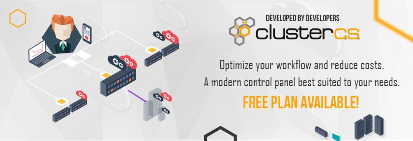 ClusterCS 1.5 Release – Fixing papercuts