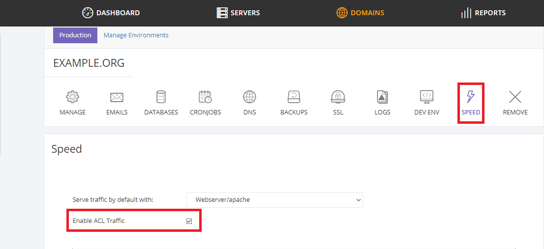 How to manage your website requests with a GUI HAProxy ACL