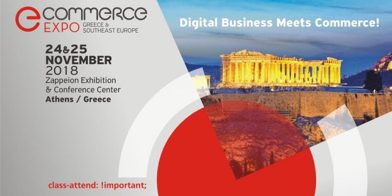 Come Meet ClusterCS at eCommerce Expo Greece