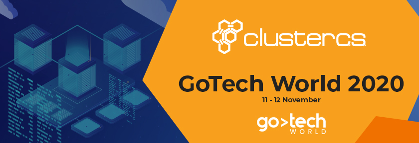 ClusterCS will be attending the Go>Tech World Event!